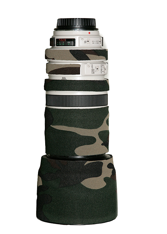 LensCoat® Canon 100-400 Forest Green