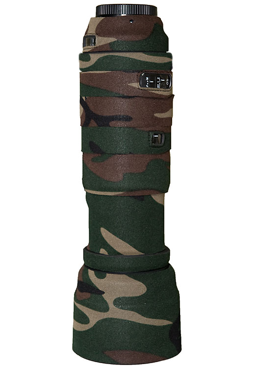 LensCoat® Sigma 120-400 Forest Green Camo