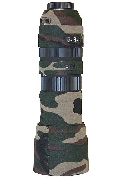 LensCoat® Sigma 150-500 Forest Green Camo