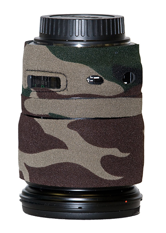 LensCoat® Canon 17-55 2.8 IS - Forest Green Camo