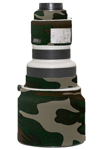 LensCoat® Canon 200 f/1.8 Forest Green Camo