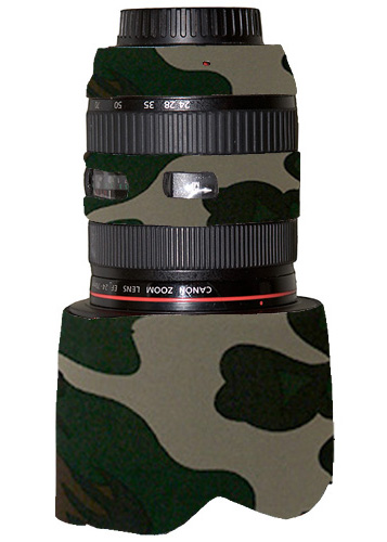 LensCoat® Canon 24-70 2.8 Forest Green Camo