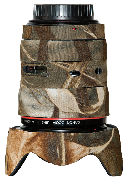 LensCoat® Canon 24-105 f4 IS - Realtree Max4