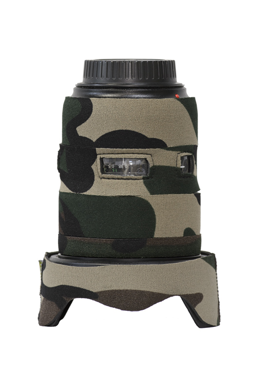 LensCoat® Canon 24-70L 2.8 II Forest Green Camo