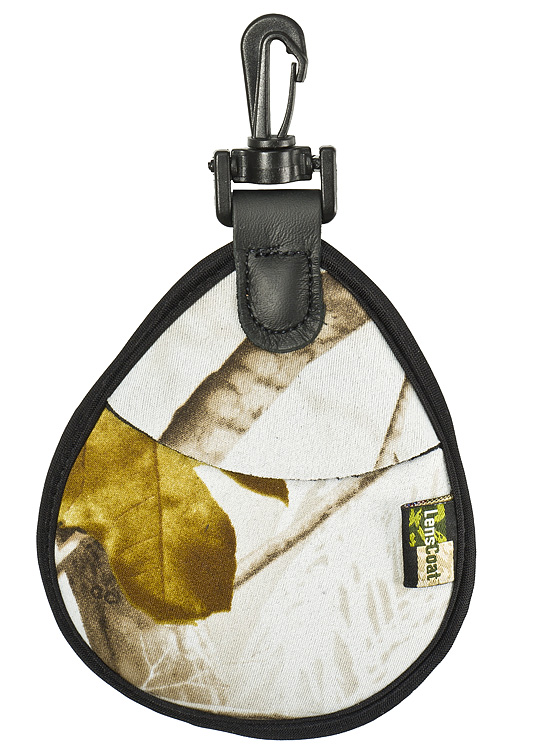 LensCoat® FilterPouch 2 - Realtree AP Snow