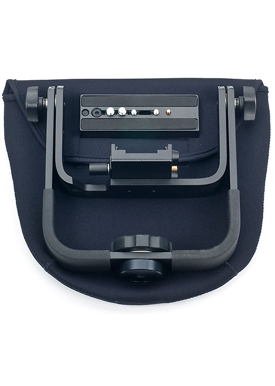 Manfrotto 393 gimbal pouch - Black