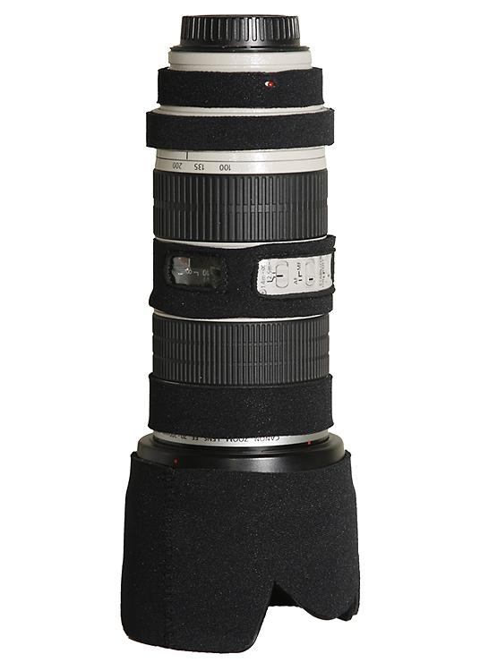 Realtree AP Snow lenscoat LensCoat Lens Cover for Canon 16-35 2.8 Camouflage Neoprene Camera Lens Protection Sleeve