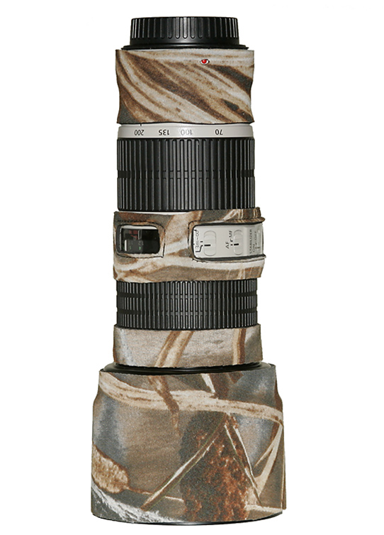 LensCoat® Canon 70-200IS f/4 Realtree Advantage Max4