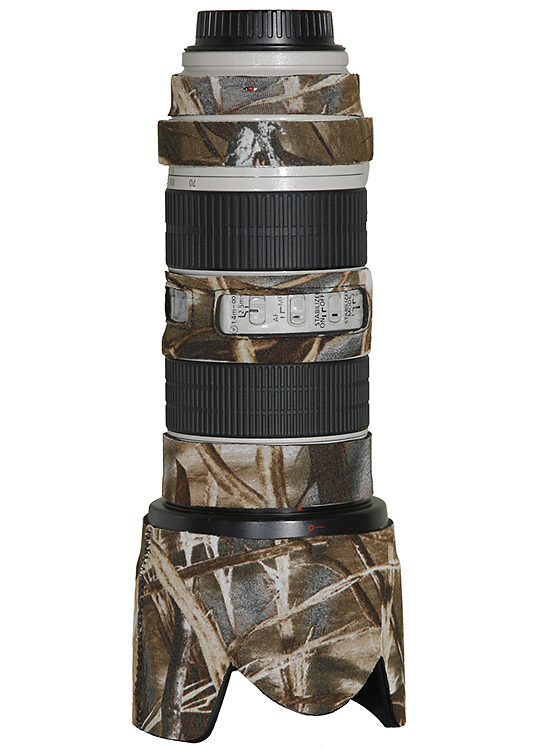 LensCoat® Canon 70-200IS f/2.8 Realtree Advantage Max4