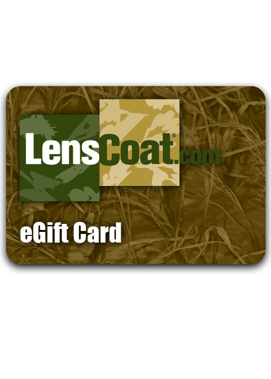 LensCoat eGift Card