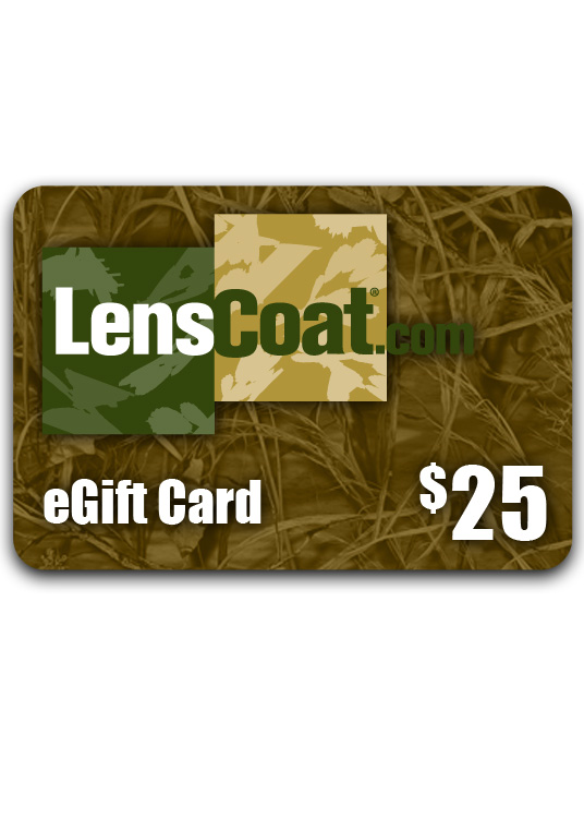 LensCoat eGift Card $20