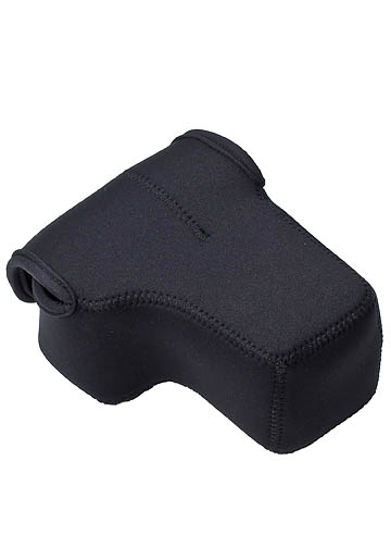 BodyBag® compact w/lens Black