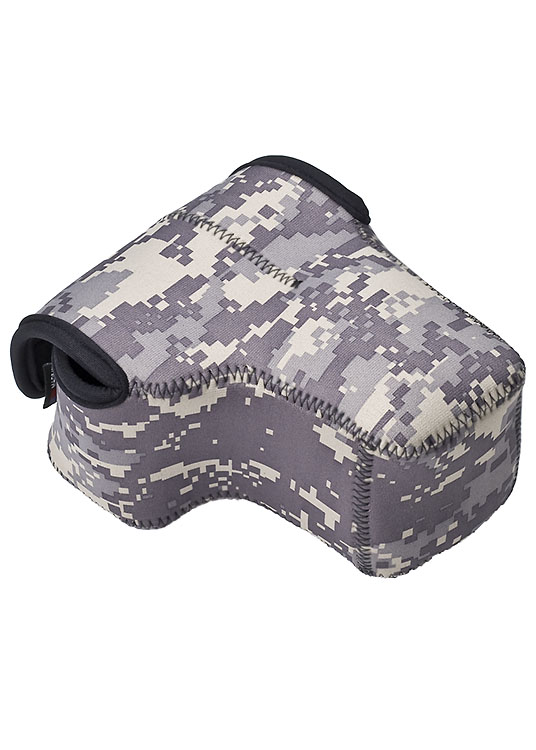 BodyBag® compact w/lens Digital Camo