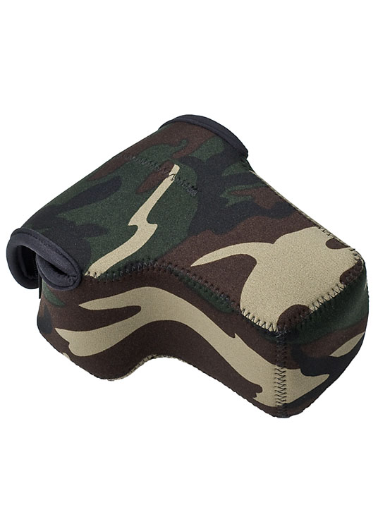 BodyBag® compact w/lens Forest Green Camo