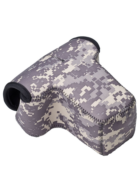 BodyBag® w/lens Digital Camo