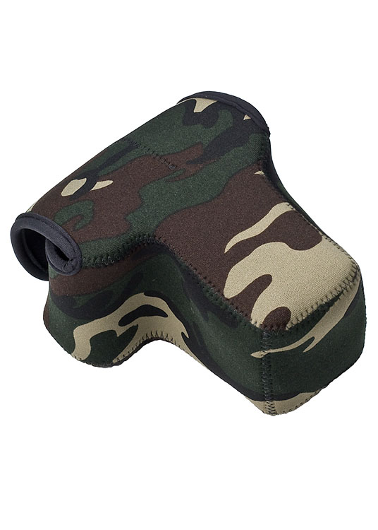 BodyBag® w/lens Forest Green Camo