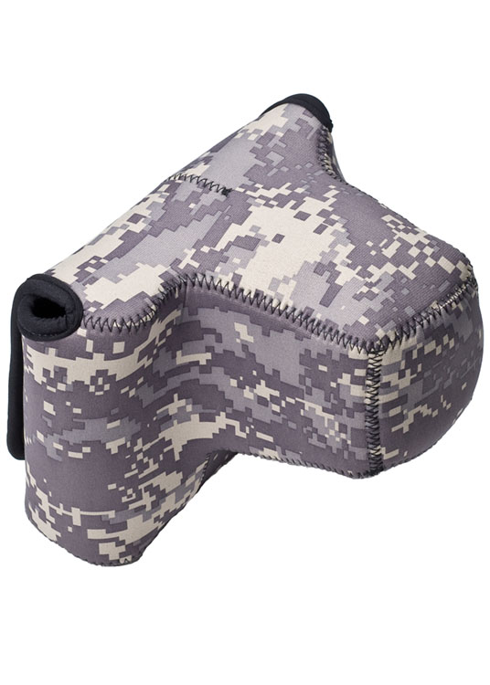BodyBag®Pro w/lens Digital Camo