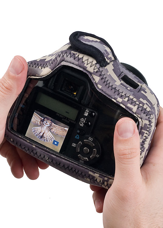BodyGuard Compact CB (Clear Back)® - Digital Camo