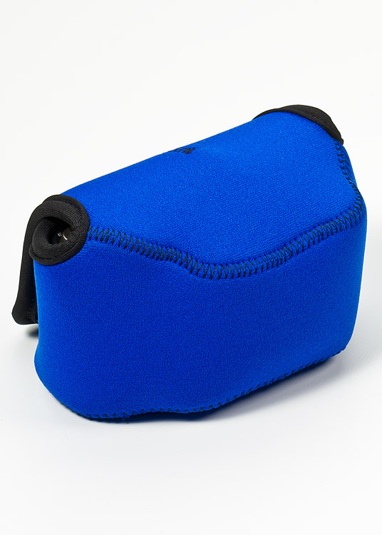 BodyBag® Point & Shoot Large Zoom - Blue