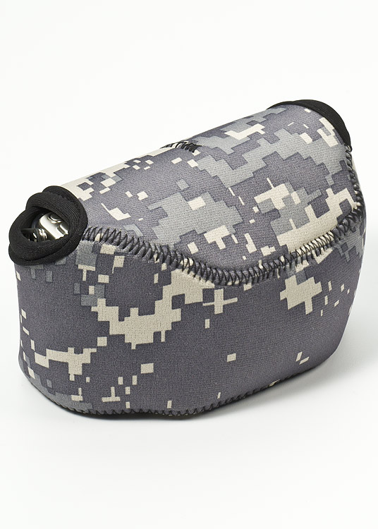 BodyBag® Point & Shoot Large Zoom - Digital Camo