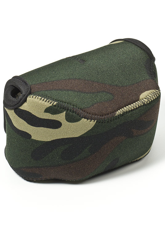 BodyBag® Point & Shoot Large Zoom - Forest Green Camo