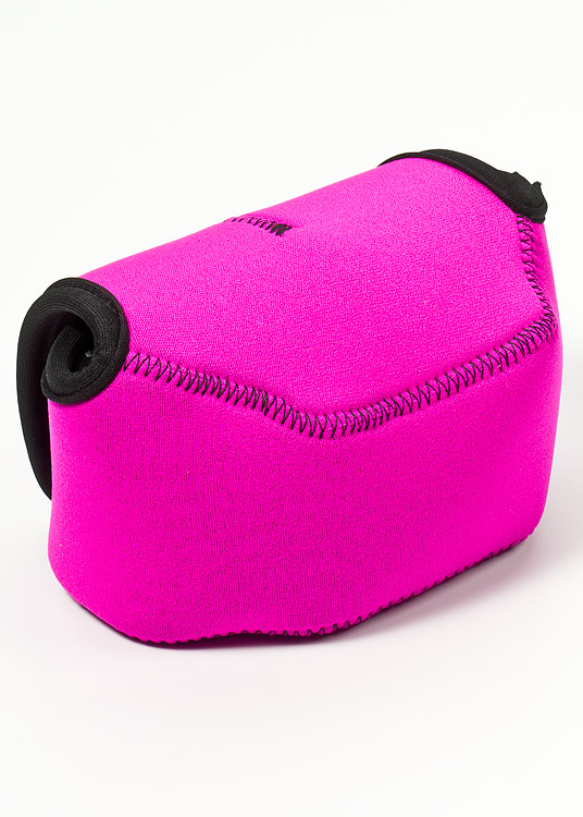 BodyBag® Point & Shoot Large Zoom - Pink