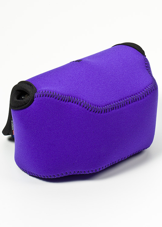BodyBag® Point & Shoot Large Zoom - Purple