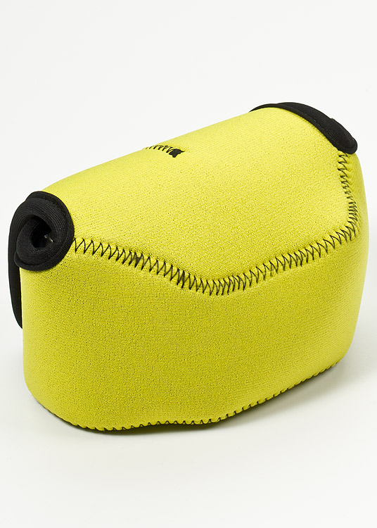 BodyBag® Point & Shoot Large Zoom - Yellow