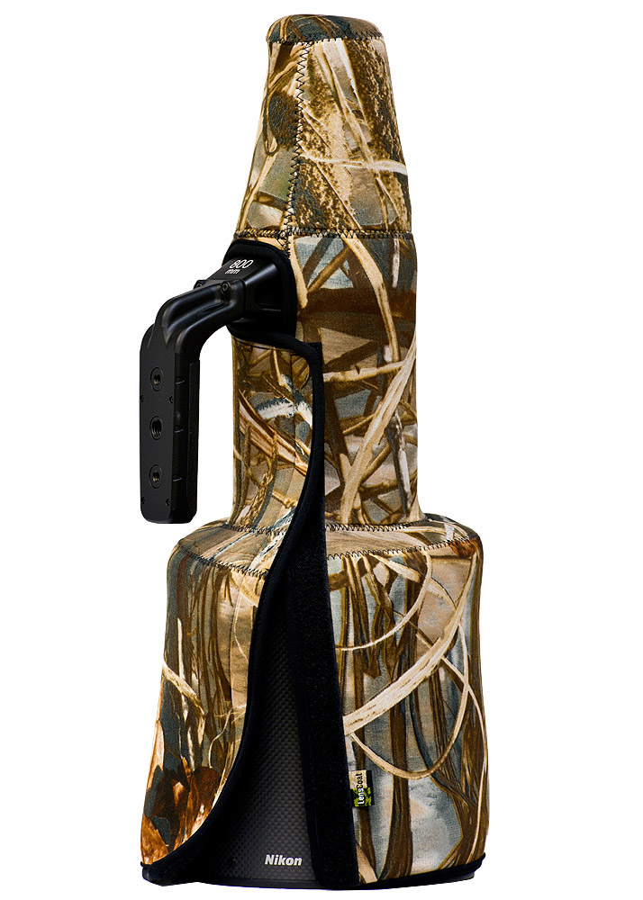 TravelCoat® Nikon 800VR w/hood Realtree Max4