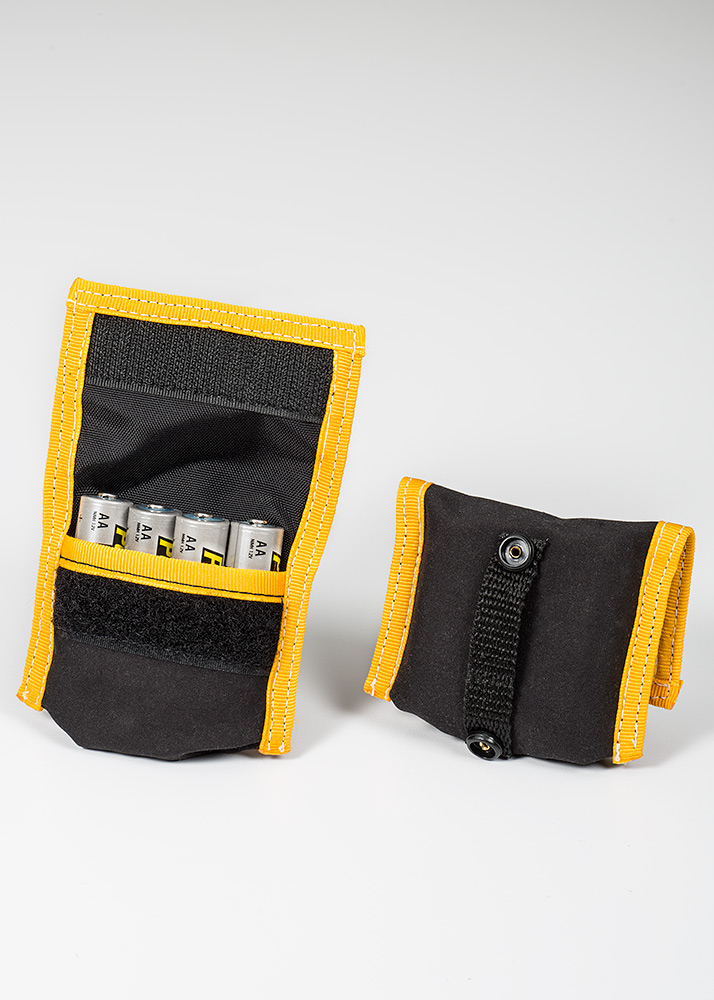 BatteryPouch AA 4+4 Black