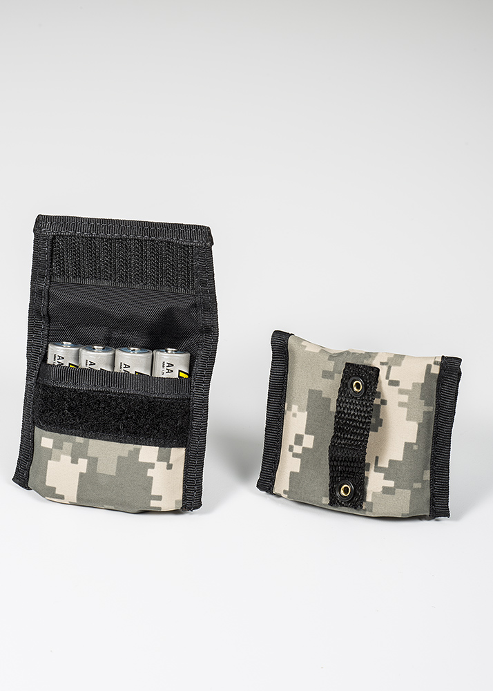 BatteryPouch AA 4+4 Digital Camo
