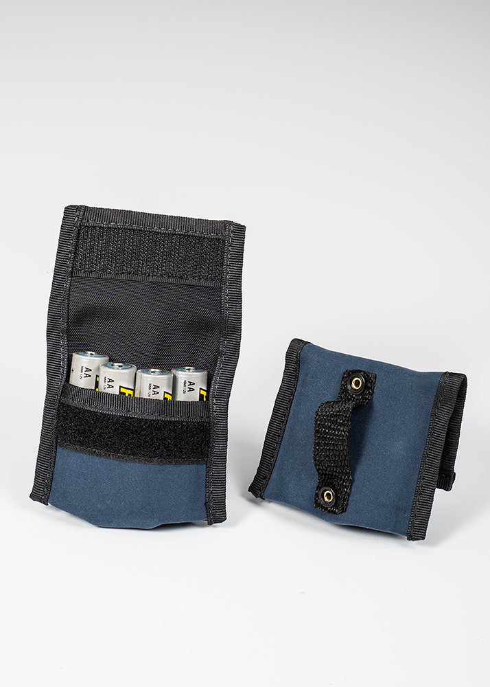 BatteryPouch AA 4+4 Navy