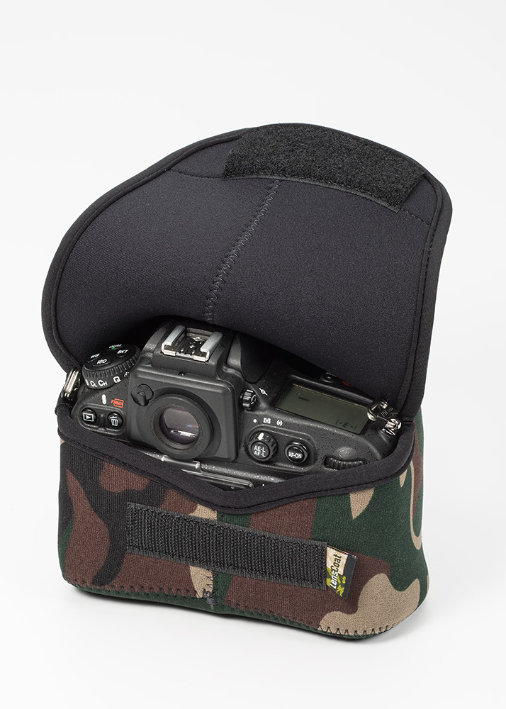 BodyBag® Plus Forest Green Camo