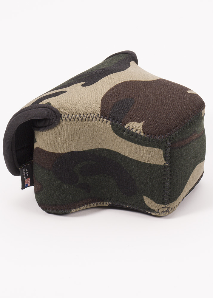 BodyBag® 4/3 Forest Green Camo