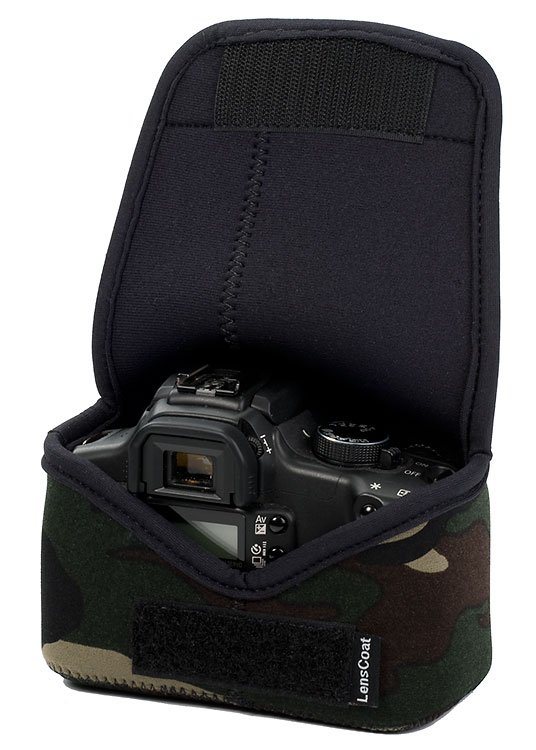 BodyBag® compact - Forest Green Camo
