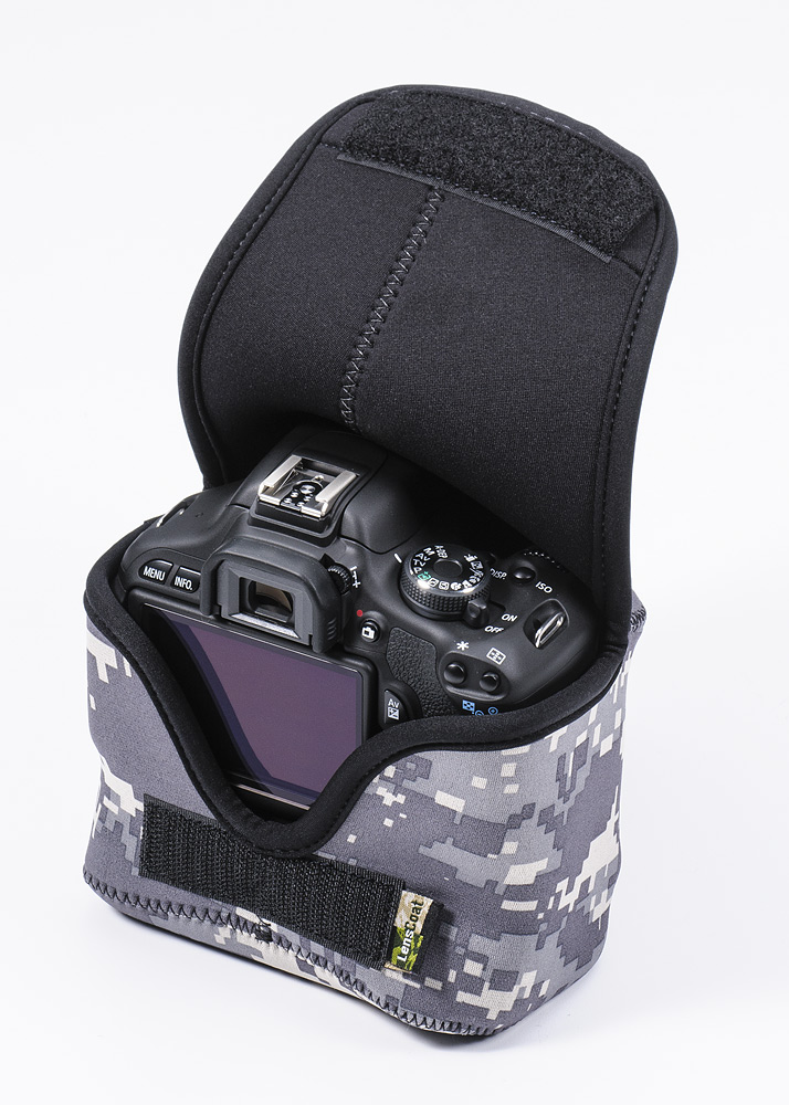 BodyBag® Compact with Grip Digital Camo