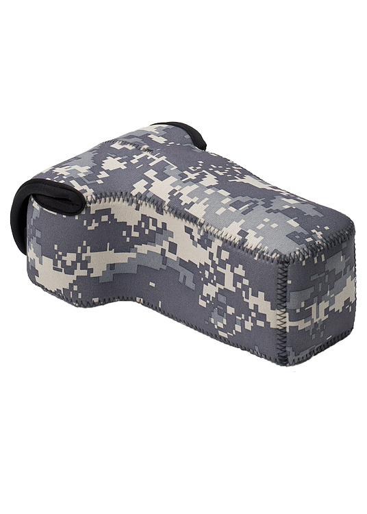BodyBag® Compact Telephoto Digital Camo