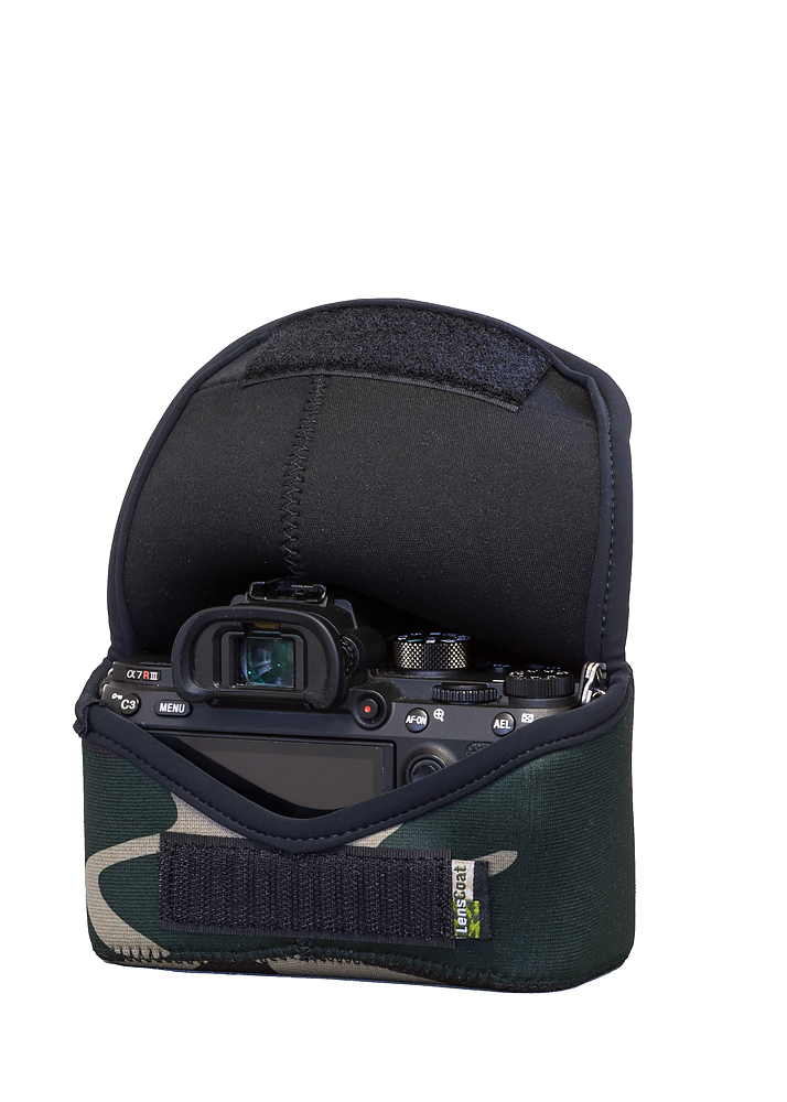 BodyBag® M Forest Green Camo