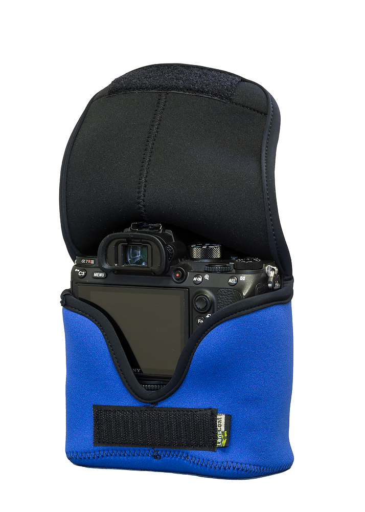 BodyBag® M with Grip Blue