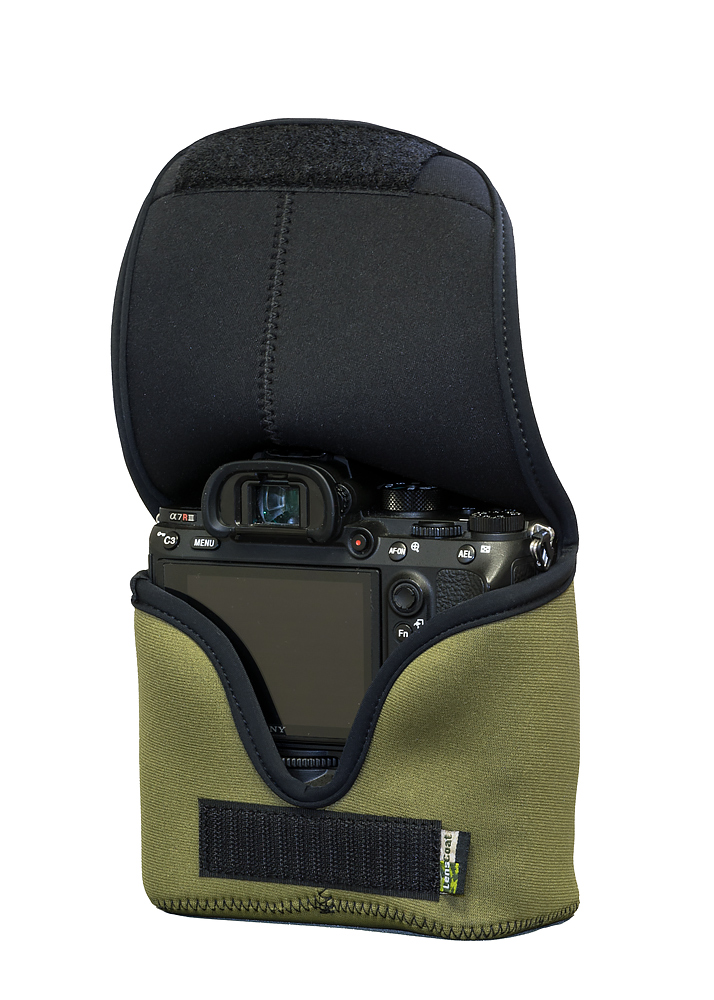 BodyBag® M with Grip Green