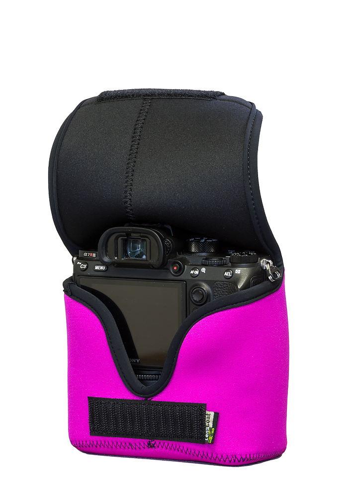 BodyBag® M with Grip Pink