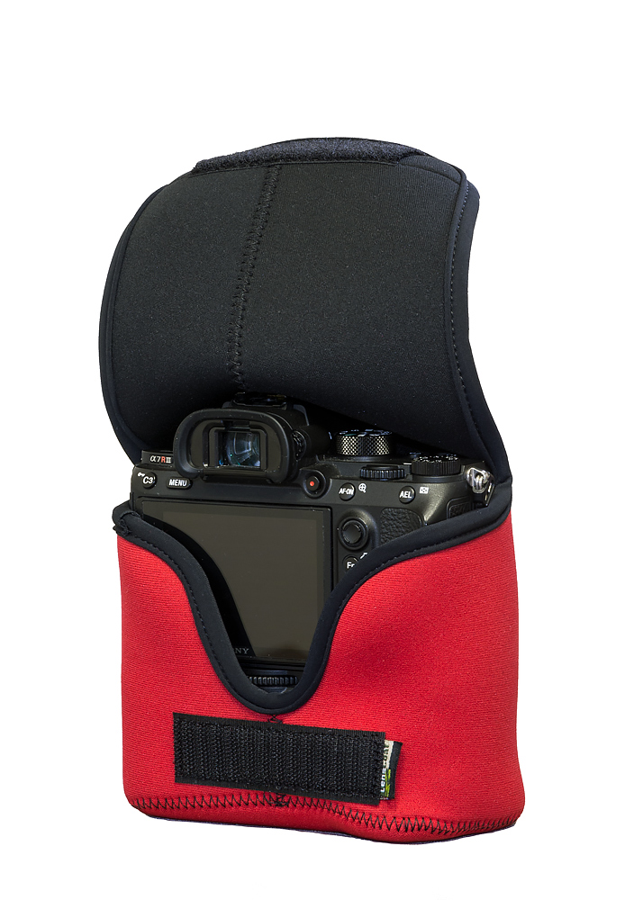 BodyBag® M with Grip Red
