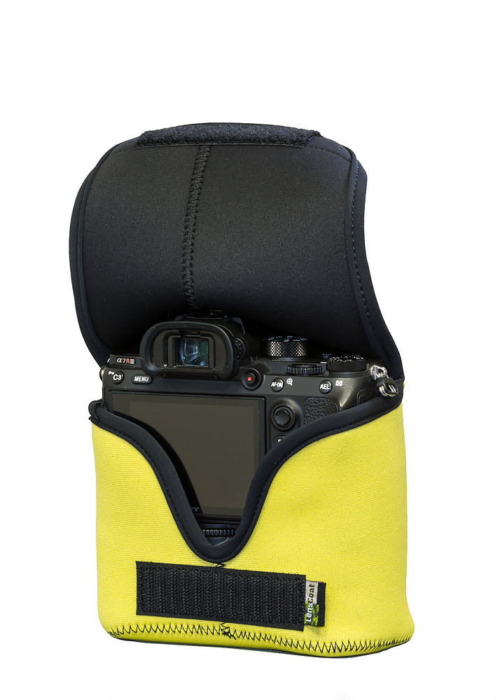 BodyBag® M with Grip Yellow