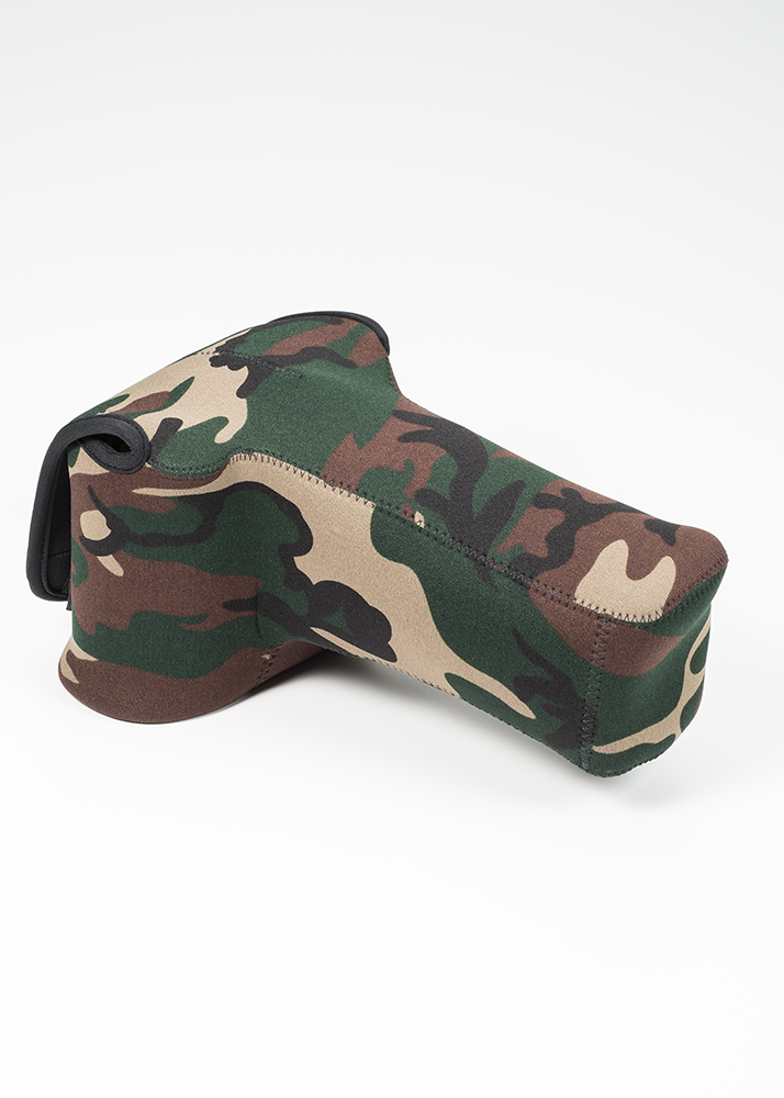 BodyBag® Pro Sport Forest Green Camo