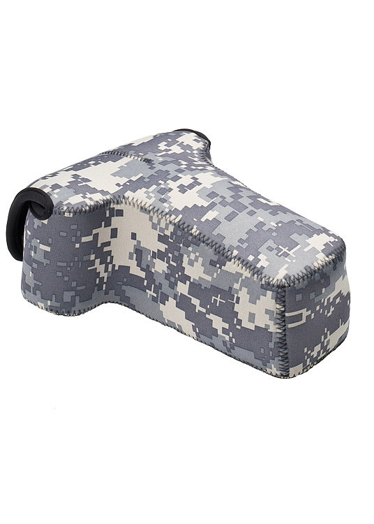 BodyBag® Telephoto Digital Camo