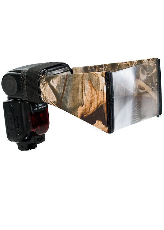 LensCoat®Better Beamer Camo cover - Realtree Snow