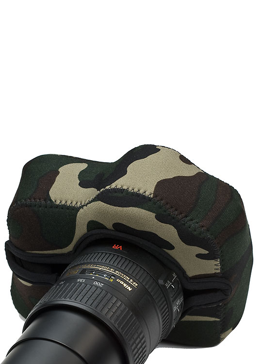 BodyGuard® Forest Green Camo