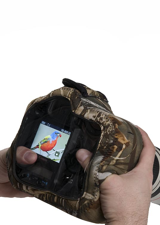 BodyGuard Pro CB (Clear Back)® RealTree Max4