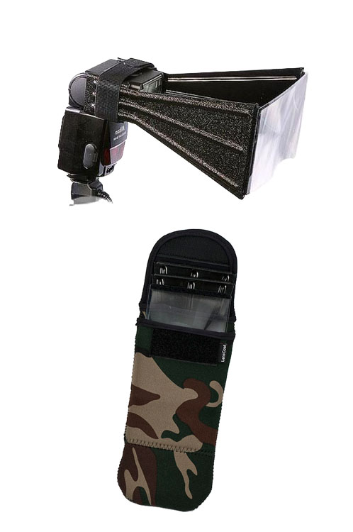 Beamer Bundle - Better Beamer FX4 & BeamerKeeper Forest Green Camo