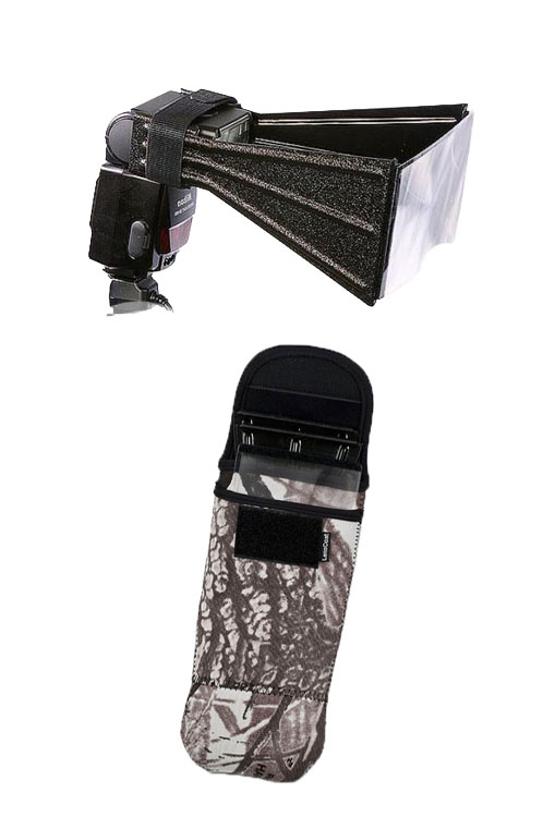Beamer Bundle - Better Beamer FX6 & BeamerKeeper Realtree Snow